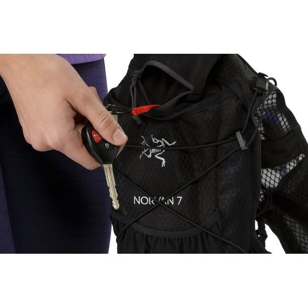 Arc'teryx Norvan 7 Trinkweste black