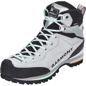 Garmont Ascent GTX Schuhe Damen light grey/light green light grey/light green