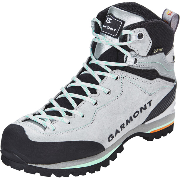 Garmont Ascent GTX Schuhe Damen light grey/light green