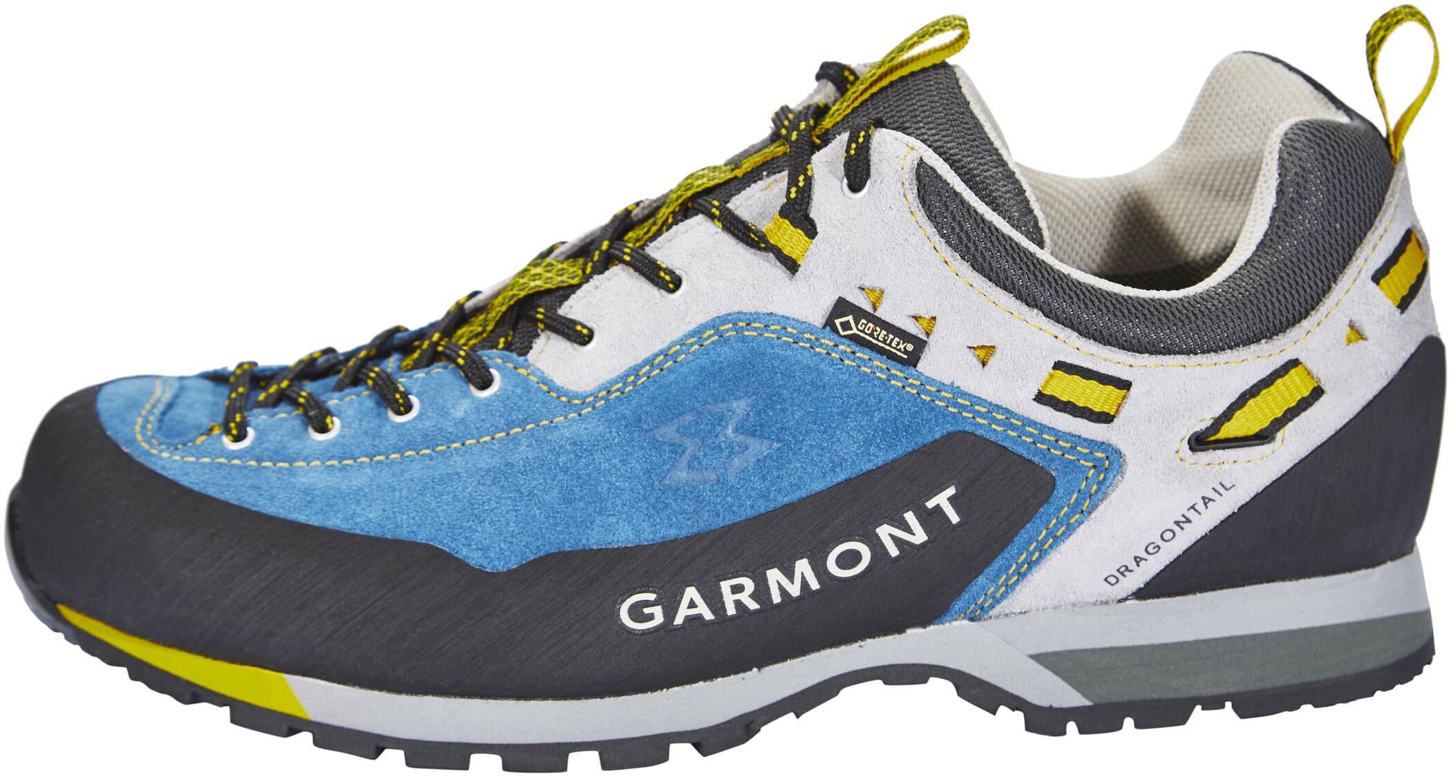Garmont Dragontail LT GTX Schuhe Herren night bluelight grey