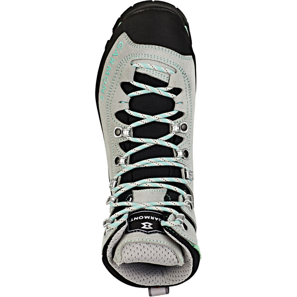 Garmont Tower Trek GTX Schuhe Damen light grey/light green