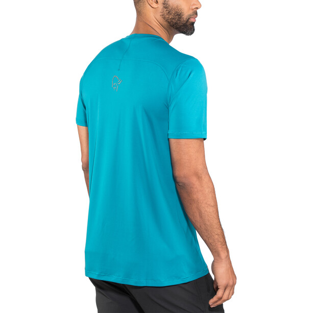 Norrøna /29 Tech T-shirt Herr torrent blue