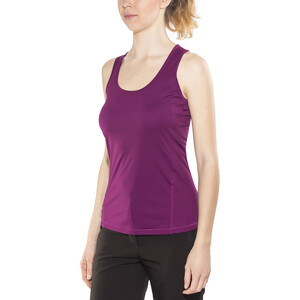 Norrøna /29 Tech Singlet Damen dark purple dark purple