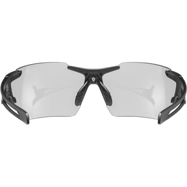 UVEX Sportstyle 803 V Sportbrille black matt/smoke