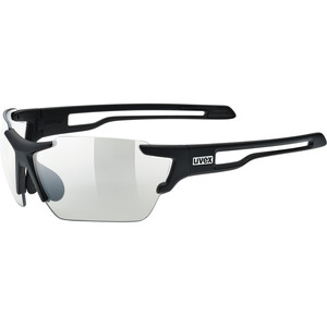 UVEX Sportstyle 803 V Sportbrille black matt/smoke black matt/smoke