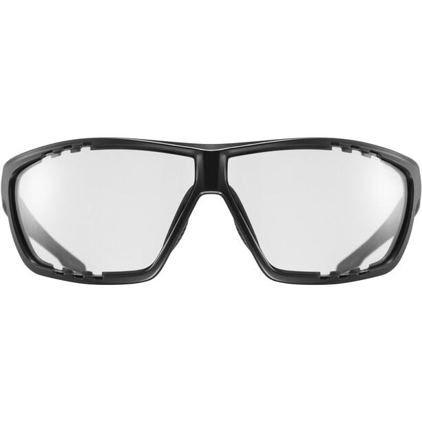 UVEX Sportstyle 706 V Sportbrille black mat/smoke