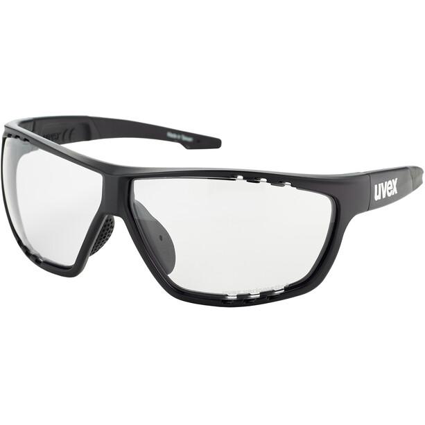 UVEX Sportstyle 706 V Brille black mat/smoke
