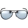 UVEX LGL 33 Pola Glasses black/silver