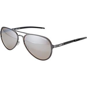 UVEX LGL 33 Pola Glasses gun/brown gun/brown