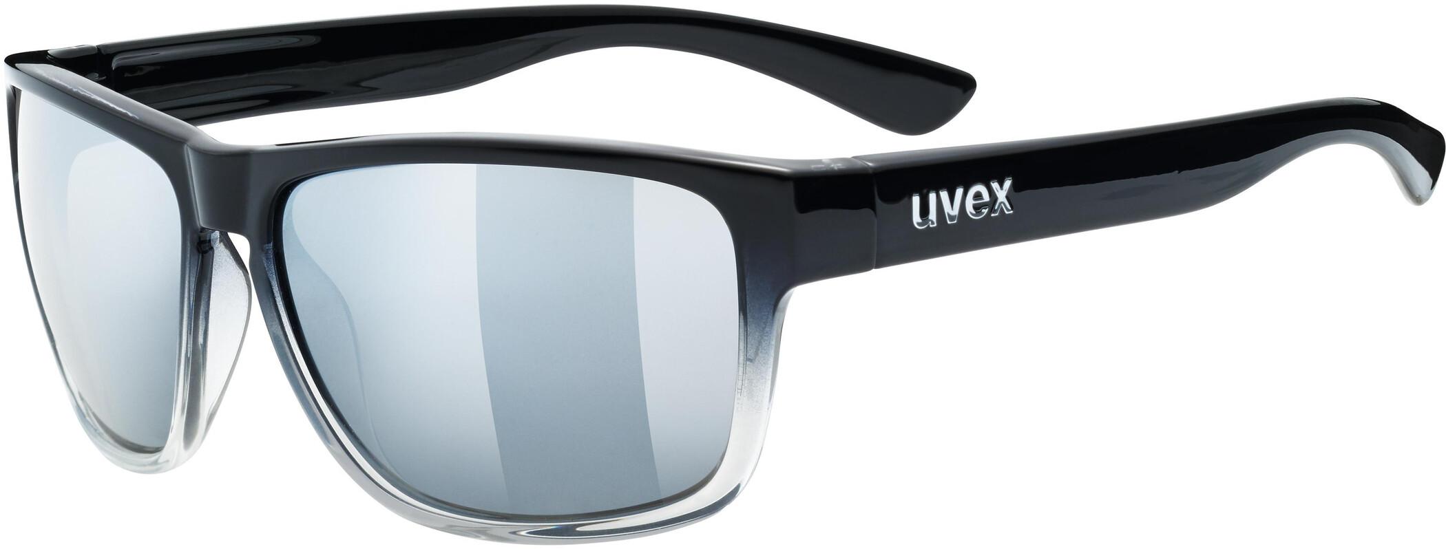 Uvex Brillen »sgl 802 vario«, bunt, blue white/variomatic
