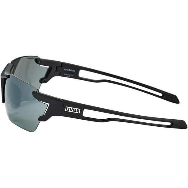 UVEX Sportstyle 803 Colorvision Lunettes de sport Petit, black mat/urban
