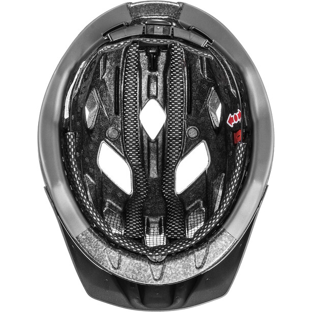 UVEX City Active Helm schwarz