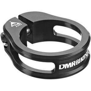 DMR  Sect Saddle Clamp φ31.8 mmブラック