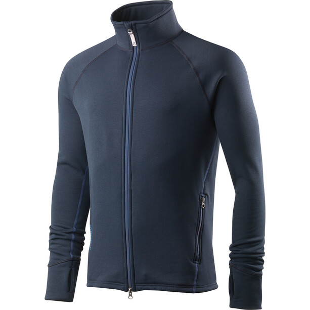 Houdini Power Jacket Herr blue illusion