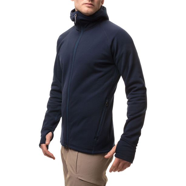 Houdini Power Houdi Jacket Herr blue illusion