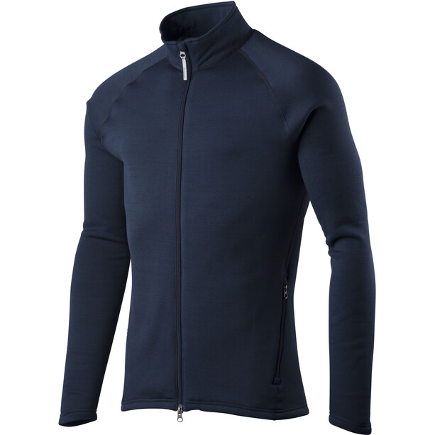 Houdini Outright Fleece Jacket Herr cloudy blue