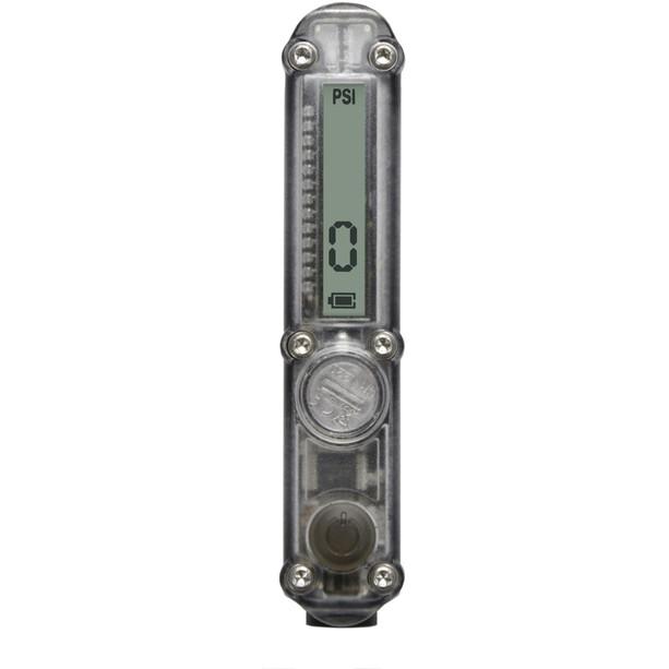 Lezyne Digital Check Drive Luftdruckmesser grau