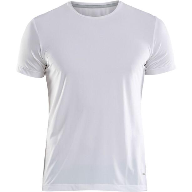 Craft Essential RN SS Shirt Herr white