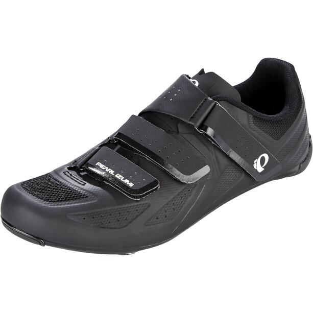 PEARL iZUMi Select Road V5 Schuhe Herren black/black