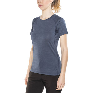 Houdini Airborn T-Shirt Damen canyon blue canyon blue
