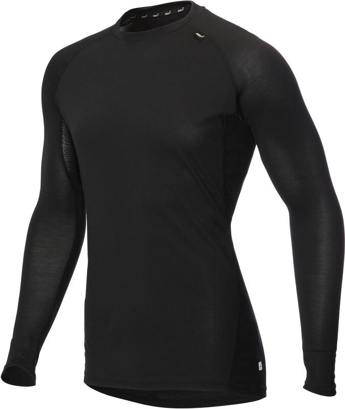 inov-8 Merino LS Shirt Men black XL 2018 Laufunterhemden