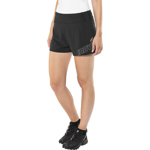 "inov-8 AT/C 2.5"" Racer Shorts Damen black black"
