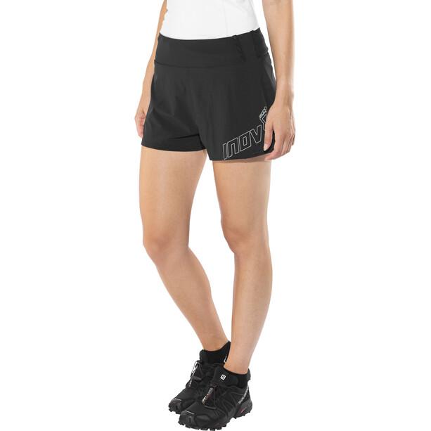 "inov-8 AT/C 2.5"" Racer Shorts Damen black"