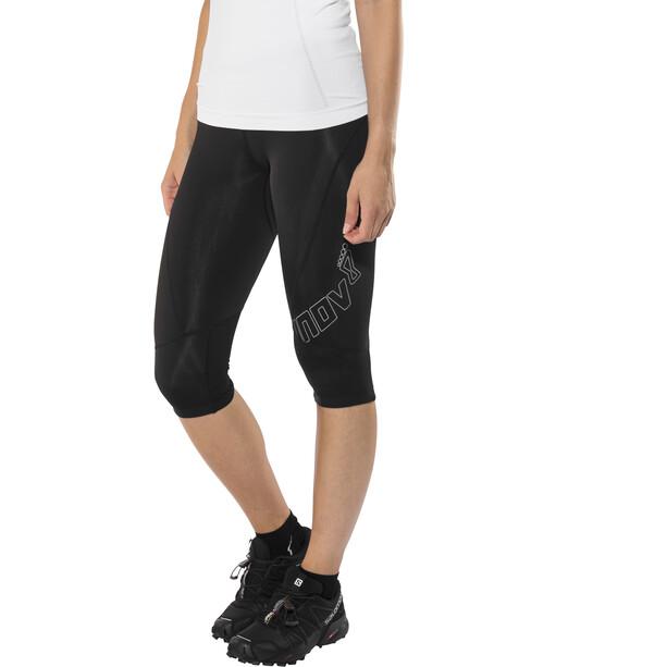 inov-8 Race Elite Leggings 3/4 Femme, black