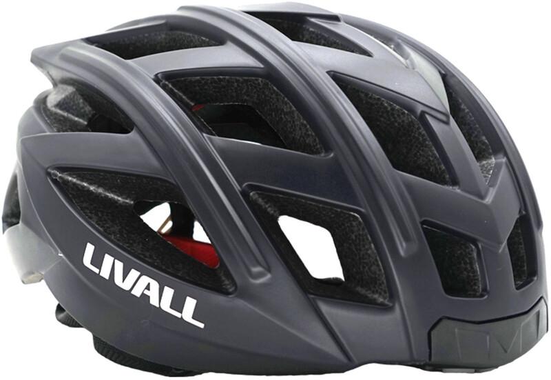 LIVALL BH60SE Multi-functional Helmet incl. BR80 black 55-61cm 2018 Fahrradhelme