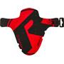 sort/rød