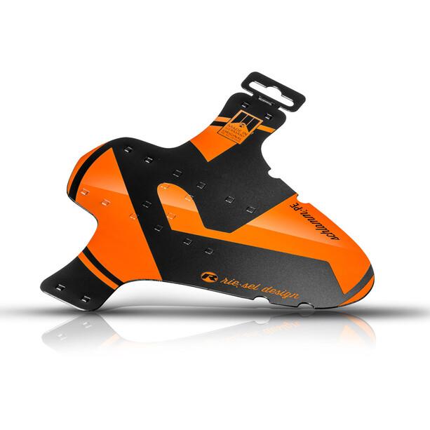"Riesel Design schlamm:PE Pare-boue avant 26-29"", orange"