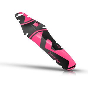 Riesel Design rit:ze Bagskærm, sort/pink sort/pink