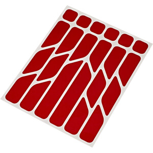 Riesel Design re:flex Reflektor red red