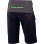 Karpos Rapid Baggy Shorts Herr black/lead grey/dark grey