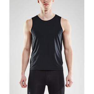 Craft Essential Singlet Herren black black