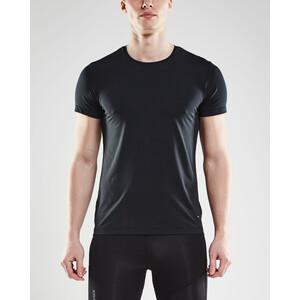 Craft Essential Roundneck SS Herren black black