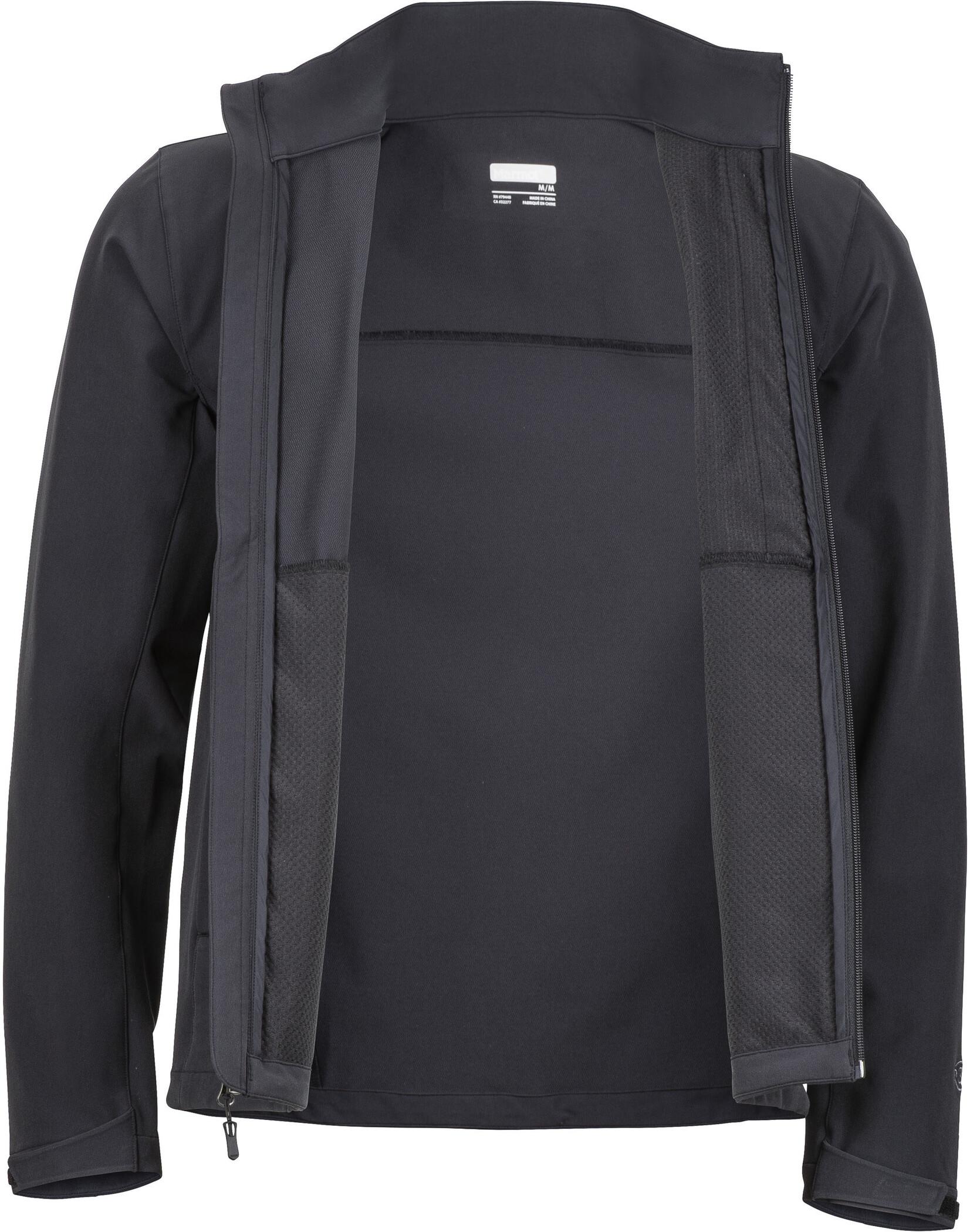 Marmot Estes II Jacket Herr black