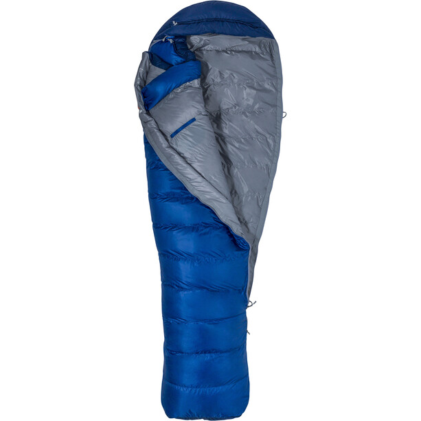 Marmot Sawtooth Sleeping Bag Regular surf/arctic navy
