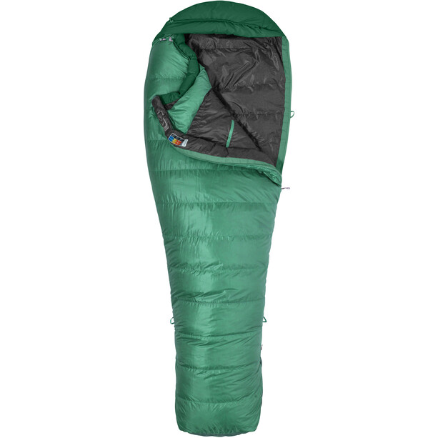Marmot Palisade Sleeping Bag Regular sage green/deep forest