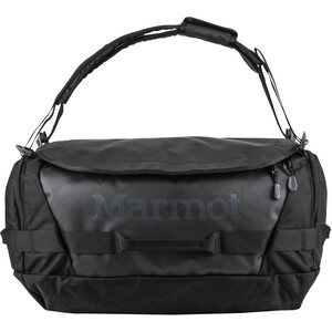 Marmot Long Hauler Duffelilaukku Medium, black black