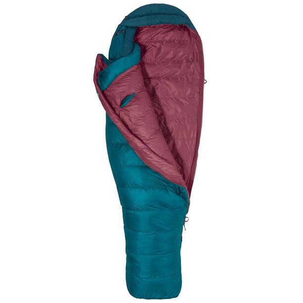 Marmot Teton Sovepose lang Dame Bensin