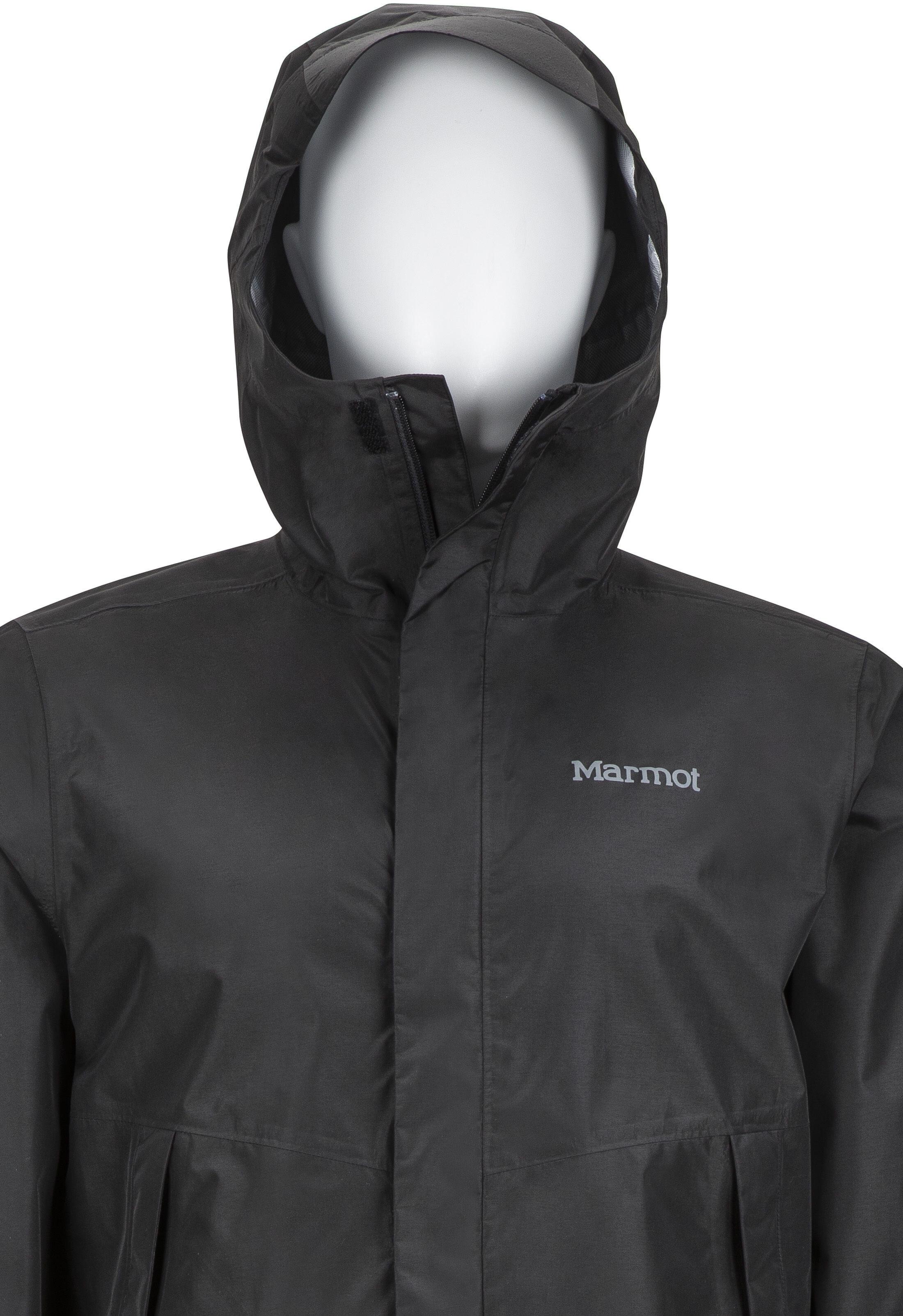 Marmot M Phoenix Jacket Schwarz Herren Windbreaker Größe M  Farbe Black