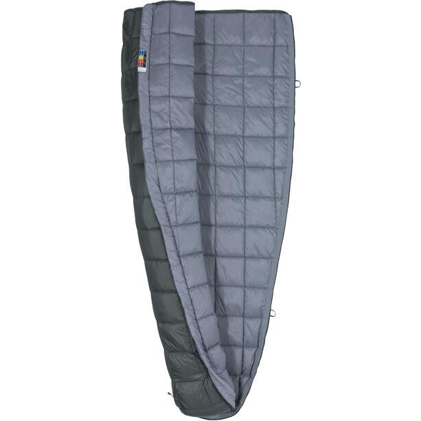 Marmot Micron 50 Sac de couchage Long, crocodile/grey storm