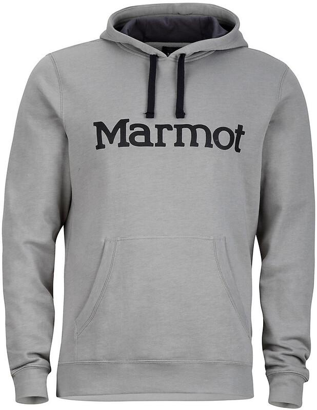 Marmot Hoody Men True Steel Heather XL 2018 Sweatshirts & Trainingsjacken, Gr. X