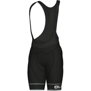 Alé Cycling Graphics PRR Sella Bib Shorts Heren, zwart/wit zwart/wit
