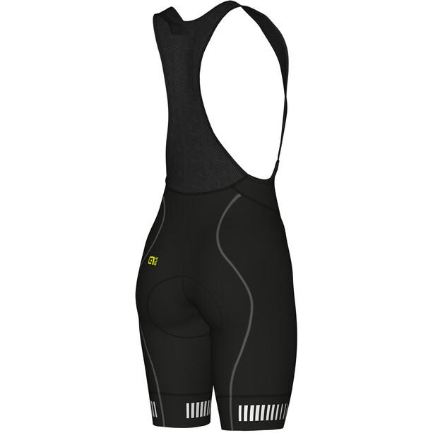 Alé Cycling Graphics PRR Strada Trägershorts Damen black-white
