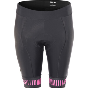 Alé Cycling Graphics PRR Strada Shorts Damen black-fluo pink black-fluo pink