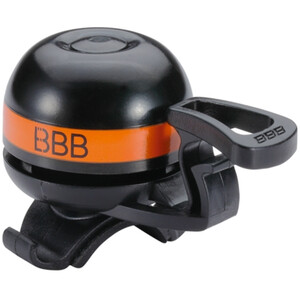 BBB EasyFit Deluxe BBB-14 Ringeklokke, sort/orange sort/orange