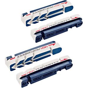 BBB UltraStop Cartridge BBS-28HP Bremsschuhe blau/weiß blau/weiß