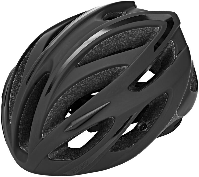 BBB Taurus BHE-26 Helm schwarz L 2018 Fahrradhelme